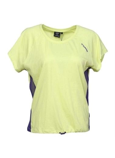 Hummel Hummel Tirina Kadın Tişört 911240-6751 911240-6751009 Renkli